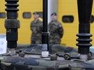 Čeští vojáci dostali speciální batoh naditý elektronikou, který by je měl...