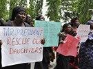 """Pane prezidente, zachraňte naše dcery,"" prosí matky unesených studentek na..."