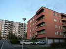 Brněnské sídliště Lesná bylo postaveno v letech 1962 až 1973 podle projektu...