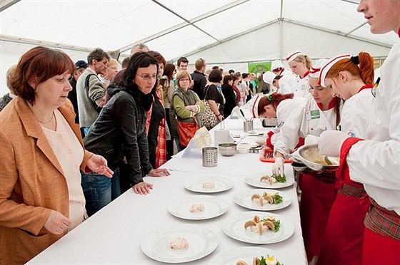 Pohlreich a spol. už za pár dní na Apetit Festivalu v Plzni