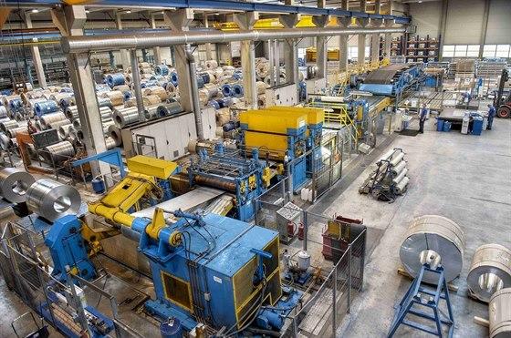 ALFUN zaujímá přední místo mezi dodavateli hutních materiálů