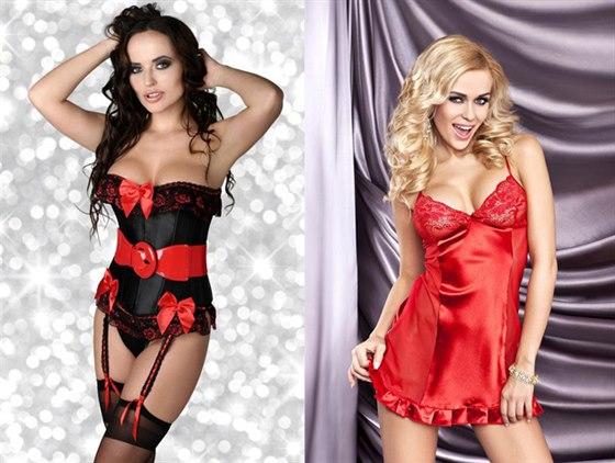 Erotické spodní prádlo pro vášnivé noci