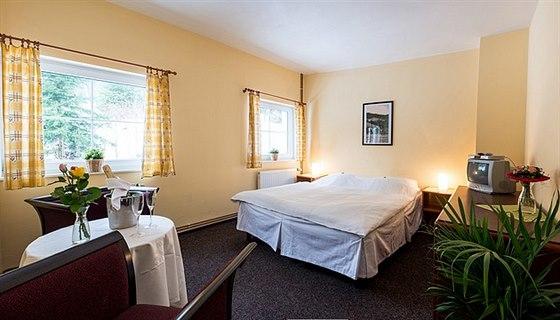 Pohodovou rodinnou dovolenou na Šumavě prožijete v hotelu Dobrá chata
