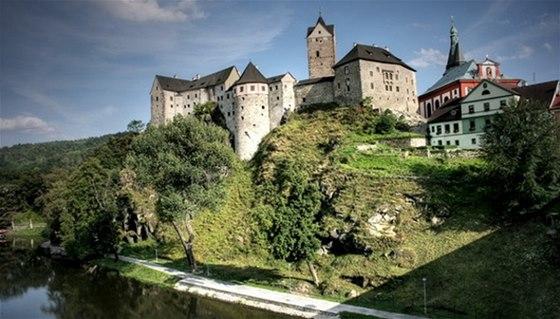 Rodinný pivovar Svatý Florian najdete v romantickém městečku Loket