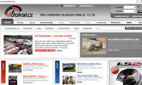 Motork��i.cz