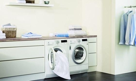 Po vyprání je pro řadu typů prádla nebo přikrývek nezbytné použití sušičky.
