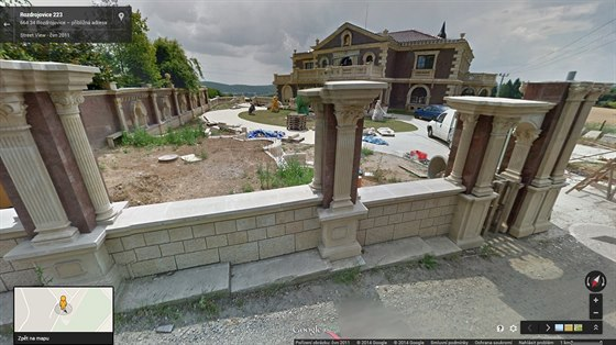 Dům v Rozdrojovicích u Brna je podle ArchVadera z iniciativy Archwars jednou z...