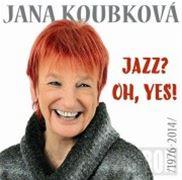 Jana Koubková (obal CD)