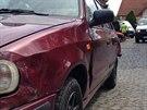 Třiadvacetiletý muž v Brandýse nad Labem při couvání narazil do kolem jedoucí...