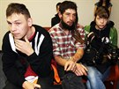 Policejní zásah proti skupině squaterů ve vile Milada v roce 2012 projednával...
