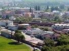 Dolní nádraží. Díky přesunutí nádraží na jih se prý centrum Brna rozšíří o...