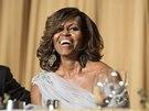 Bavila se i první dáma Michelle Obamová (3. května)