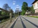 Běh v adidas Supernova Glide Boost po asfaltu, dokonalost sama