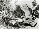 Francouzi přišli v bitvě u Dien Bien Phu o tři tisíce vojáků, ještě více jich...