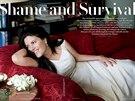 Monica Lewinská v časopisu Vanity Fair po dlouhých letech veřejně promluvila o...