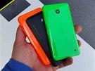 Nokie Lumia 630 a 635 vstupují na trh