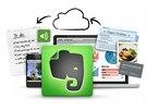 Aplikace Evernote