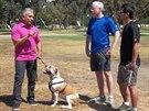 Mnohdy potřebují od Cesara Millana lekci spíš majitelé, než samotný pes.