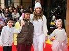 Katie Price se svými dětmi
