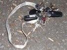 Recidivista uháněl před policisty 180 km/h ukradeným autem.