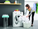 Na praní přikrývek se doporučují pračky určené na 7 a více kilogramů prádla.