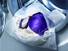 Sáčky na praní chrání jemné prádlo.
