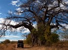 Vlastním autem jsme dorazili až do Zimbabwe – bývalé ošatky Afriky.