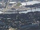 Historické centrum městečka St. Malo