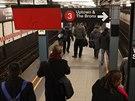 Newyorčané nemusí spěchat na poslední metro, neboť podzemka jezdí 24 hodin...