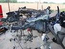 Kriminalisté obvinili muže z krádeže šesti aut, v jednom prchal před policií po...