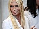 Donatella Versace (New York, 5. května 2014)