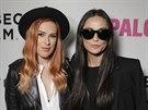 Rumer Willisová a Demi Moore (Los Angeles, 5. května 2014)