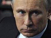 Ruský prezident Vladimir Putin (24. dubna 2014)