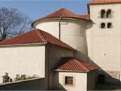 Nejstarší rotundou v Čechách je Budeč