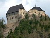 První ze série hradů, které běžecké závody navštíví, bude Točník. Už 24. května