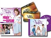 Ceny k sout�i s filmem Violetta Koncert
