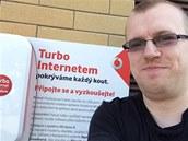 Soutěž Najdi Turbo Internet - Radek Zajíc