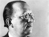 Architekt Erich Mendelsohn.