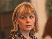Náměstkyně ostravského primátora Simona Piperková (ČSSD).