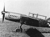 V okupované Francii vyrobený první prototyp Arado Ar 396 V1.
