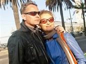 Simona Stašová a Filip Renč