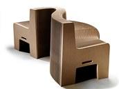Konstrukce dovoluje vytvářet různé tvary podle potřeby.