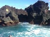 Azory, Terceira, p��rodn� l�vov� baz�nky