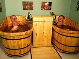 Odpočinek těla i ducha, to jsou Pivní lázně Olomouc