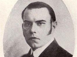 Felix Achille de la Cámara někdy před rokem 1923