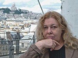 Vladimíra Čerepková v Paříži