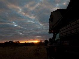 Africké západy a východy slunce nemají obdoby. Jsou okouzlující, romantické a...