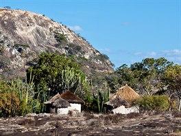 Malebné vesničky perfektně ladí s okolní krajinou.