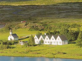 Island, Pingvellir, n�rodn� park