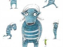 Animovaný film Lichožrouti je inspirován stejnojmennou knižní sérií Pavla Šruta